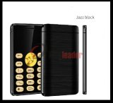 "1.3""Inch Quad-Band Mini Card GSM Mobile Phone with Dual SIM Card and Ce (Q8)"