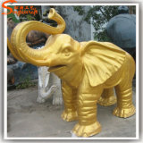 2018 Artificial Crafts Fake Elephant Simulation Animals with Wholesale Price