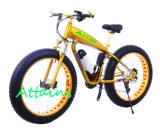 Electric Vehicle 750W Aluminum Alloy Frame Li-ion Battery 26 Inch Mountain Electric Bike