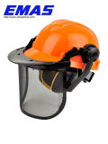 Emas New Type safety Helmet with Earmuffs