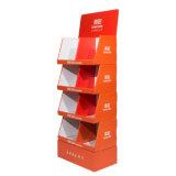 OEM Custom Corrugated Display Stand Paper Cardboard Display Stand with Best Price