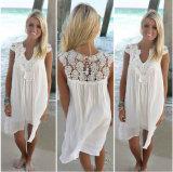 Women's Bathing Suit Cover up Lace Beach Dress