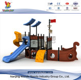 Kids Outdoor Play Slide Commercial Outdoor Playground