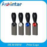 Custom 32GB USB Memory Stick Metal Keychain 64GB Waterproof USB Flash Drive