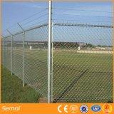 Galvanized Garden Wire Mesh Chain Link Fence