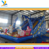 Super Wholesale Ocean Style Inflatable Slide