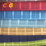 100% Polyester Embroidery Jacquard Organza Curtain Fabric