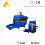 Hydraulic Roll Forming Curved Crimping Machine/ Metal Roof Sheet / Hot Trapezoidal Steel Panel Curving Machine