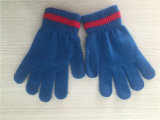 Hot Sales Conductive Fiber Touch Screen Warm Knitted Glove