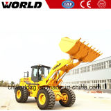 Steel Scraps Wheel Loader with Solid Tires