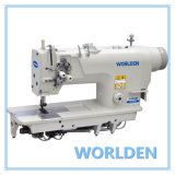 Wd-8420d Direct Drive High Speed Double Needle Lockstitch Sewing Machine