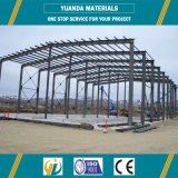 High Quality Steel Fabrication Warehouse Steel Structure