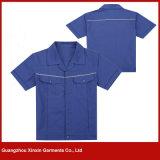 Guangzhou Factory Wholesale Cheap Work Apparel for Men and Women (W97)