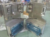PE Bottle Mould with Deflashing System
