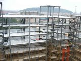 Prefabricated Engineered Steel Structure High Rise Building / Multi-Storey Q235B or Q345b