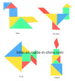 Tangrams, Game Puzzle Toy