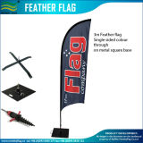 Feather Flag with Screw Drill Manufacturer (B-NF04F06005)