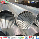 Wedge-Wire Stainless Steel Screen Pipe
