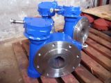 Double Stage Worm Gear Actuator