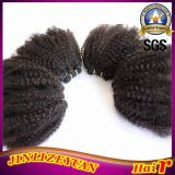 Afro Kinky Curl Hair Weave Virgin Indian Human Hair Extension