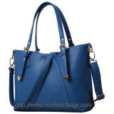 High Quality Leather Hand Bag for Lady (MH-6030)