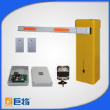220V Intelligent Boom Barrier Gate