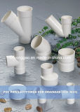 ISO 3633 PVC Drainage Fittings with High Quality