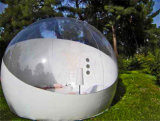 PVC Inflatable Half Clear Bubble Camping Tent