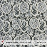 Nylon Cotton Indian Lace Fabrics (M3140)