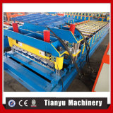 Steel Structure Building Materials Metal Roof Tile Roll Forming Machine
