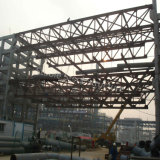 High Quality Steel Truss Frame Structure Building Fabrication Material with Nice Price