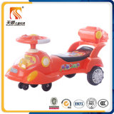 Wholesale China Factory Baby Twist Car Ride on Toy for Kids with Basket