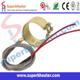 5W Per Square Centimeter Industrial Sealed Brass Nozzle Band Heater
