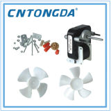 Evaporator Condenser Electric Fan Motor with Spare Parts 670