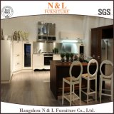 N&L Furniture Modular Design Maple Solid Wood Simple Kitchen Cabinet