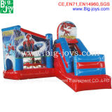 2015 Amazing Cheap Inflatable Bouncer Slide Combo for Sale (Bouncer-011)