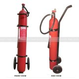 Wheeled CO2 12kg Fire Extinguisher Price