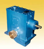 Slewing Planetary Gear Reducer for Portable Crane