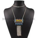 Factory Custom Multi Layer Chains Nice Choker Women Jewelry Necklace