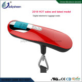 Shenzhen Factory Wholesales Newest Electronic Portable Handling Scale with Blue Backlight and Strong Intensity Belt, 50kg Max Ce RoHS FCC Approved