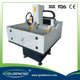 Factory Price Aluminum Metal CNC Router for Shoe Mold
