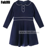 New England Fashion Girl Uniform School Party Dress Factory Baby/Kids Uniform Children′s Apparel