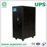 Ce Certificated Three Phase in/out 80kVA UPS Pure Sine for Office Use