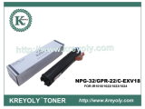 Stable Quality Compatible Toner Kit for Canon IR-1018/1022/1023/1024