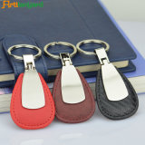 Promotional Customer Design Leather Key Chain