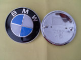 82mm Car hood bonnet badge emblem for BMW