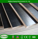 High Quality Guarantee Construction Formwork Panel with Reusable, Anti-Slip and Black/Brown Film