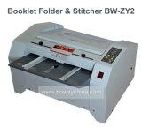 Stitcher and Folder Booklet Maker Stapler Stapling Making Machine (BW-ZY1)