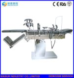 China Cost Medical Equipment Fluoroscopic Hospital Electric Operation Table Prices