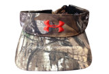 Polyester Camouflage Visor for Hunting